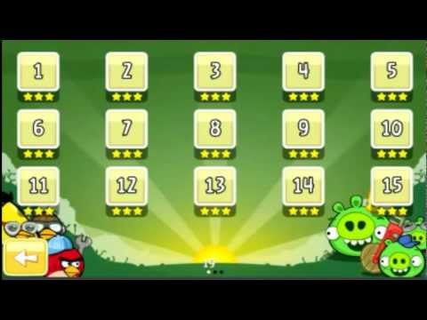 Angry Birds Bad Piggies All New Levels 9-1 to 19 15