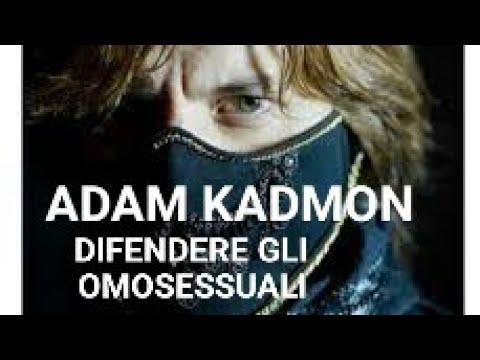 """adam kadmon: """"vi spiego cos'è l'omofobia"""""""