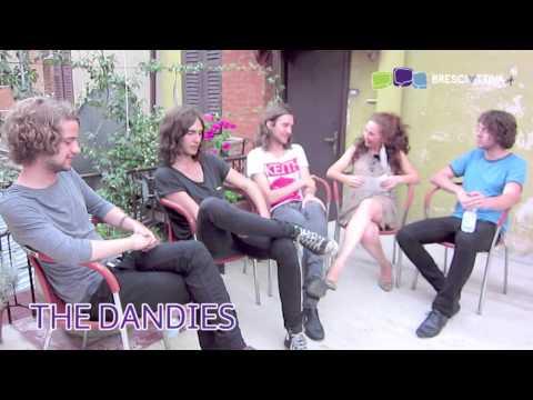 The Dandies - Intervista per Bresciattiva.it