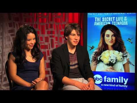 Cierra Ramirez & Michael Grant - The Secret Life of the American Teenager