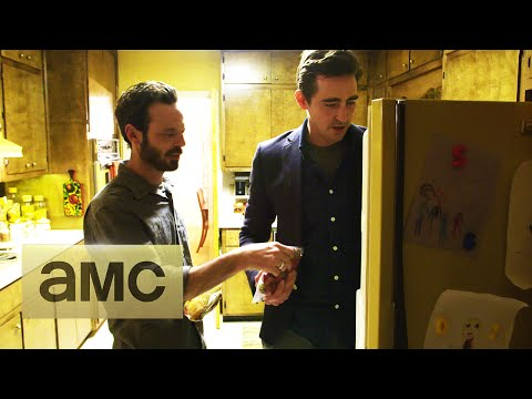 Halt and Catch Fire (Set Tour with Lee Pace and Scoot McNairy)