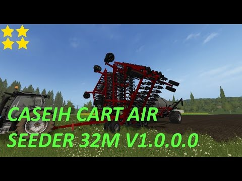 CaseIH Cart Air Seeder 32m v2.0