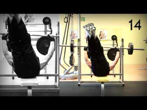 Entrenamiento Espartano Ejercicio 5: Abdominales con movimiento lateral