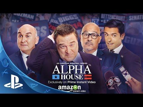 Alpha House Season 2 premieres on October 24