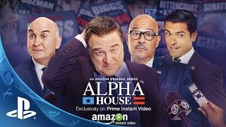 Nonton Alpha House Season 2 Premieres On October 24 Film Subtitle Indonesia Streaming Movie Download