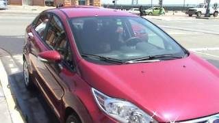 Philippine News Test Drives The 2011 Ford Fiesta
