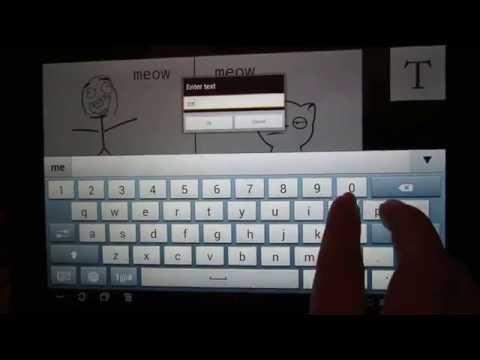 Video of Rage Comic Maker