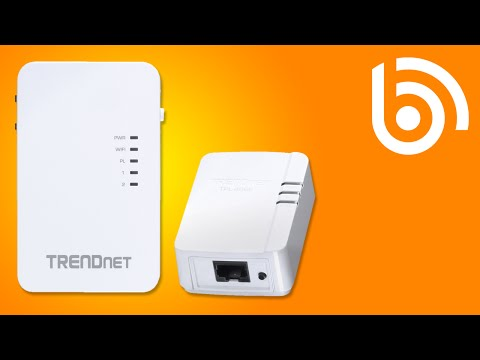 TRENDnet TPL-410APK Overview