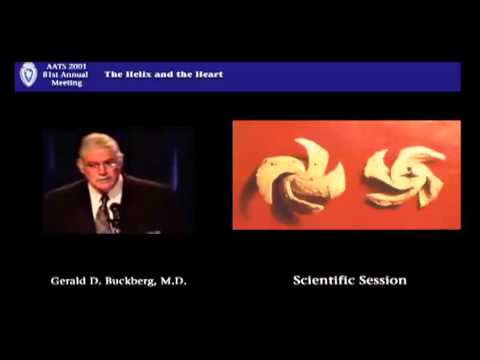 Helix and the Heart Lecture: Presented by Gerald Buckberg at the 81st AATS Annual Meeting