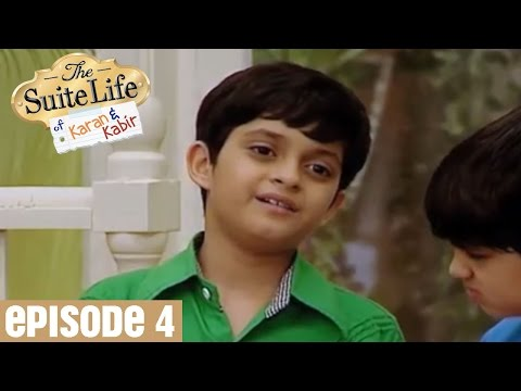 The Suite Life Of Karan and Kabir | Season 1 Episode 4 | Disney India Official