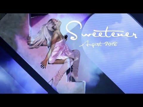 Ariana Grande Sweetener Coming August 17  / Album Info