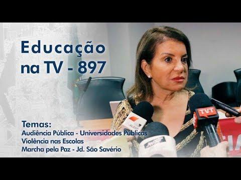 Audiência Pública - Universidades Públicas / Violência nas Escolas / Marcha pela Paz - Jd São Savério