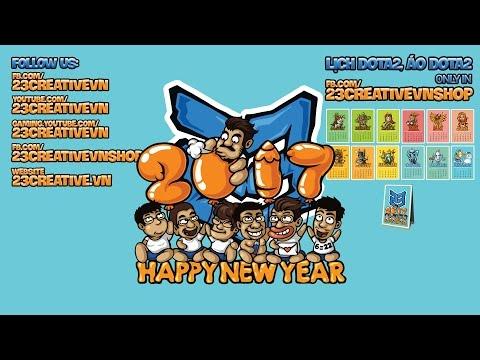 [VN] Hướng dẫn chơi Support Dota 2 | Tomia | 23 Creative VN