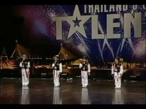 ช่อง 3 Thailand got talent – Dragon Gym