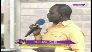 Evelyn Wanjiru on TUKUZA PLUS