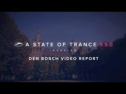 ASOT550 Den Bosch video report