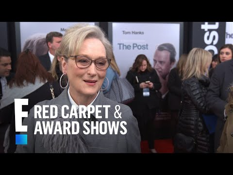 "Meryl Streep Responds to Tom Hanks' ""High Maintenance"" Remark 