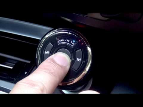 1730375 Bluetooth Car FM Transmitter