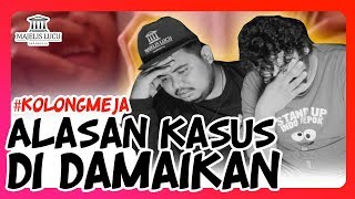 Video Kolong Meja - ALASAN KASUS ***** DIDAMAIKAN MP3, 3GP, MP4, WEBM, AVI, FLV April 2019