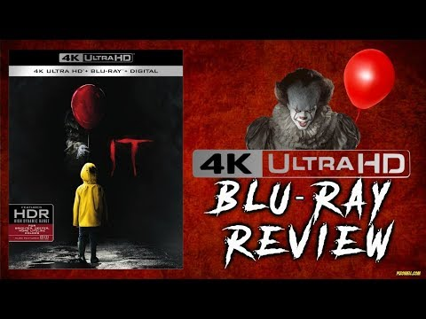 IT (2017) - 4K UHD Blu-ray Review