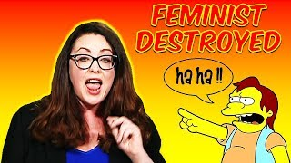 Video Feminist Gets Publicly Humiliated in Australian TV Debate MP3, 3GP, MP4, WEBM, AVI, FLV Agustus 2019