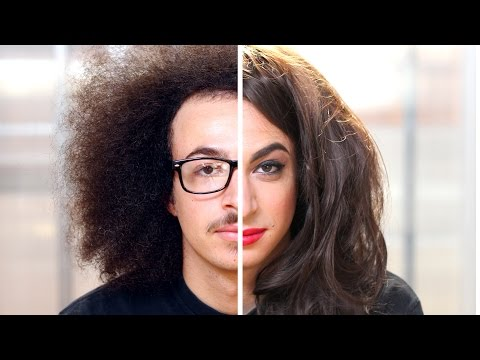 Men Try Women s Makeup For The First Time