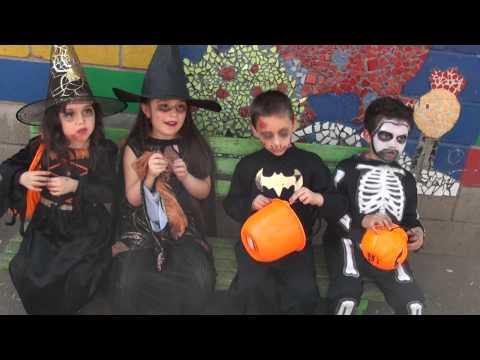 Mundo Narrativo TVA Kinder: Halloween