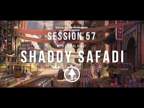 level up - LEVEL UP IS BACK BIG TIME! This week we are going to have Shaddy Safadi on board! Shaddy is a concept-art veteran! Shaddy has over ten years of experience in...