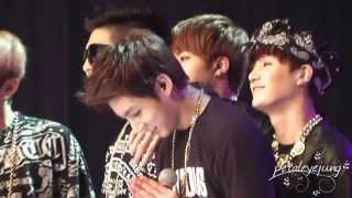 Download Lagu [HD][Fancam] 131128 - Jungkook BTS (방탄소년단) - No More Dream at Thai Super Model Contest Mp3