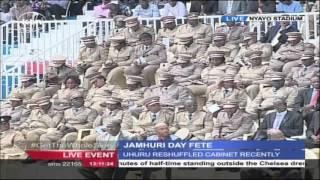 Deputy President William Ruto's Speech During 2015 Jamhuri Day