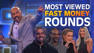 Video TOP 10 MOST-VIEWED FAST MONEYS EVER! | Family Feud MP3, 3GP, MP4, WEBM, AVI, FLV Juli 2019