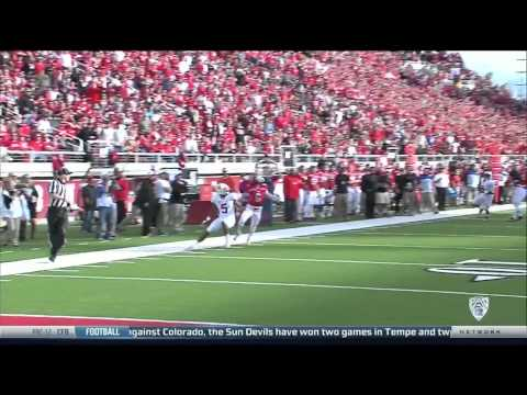 Dres Anderson 51-yard touchdown catch vs Stanford 2013 video.