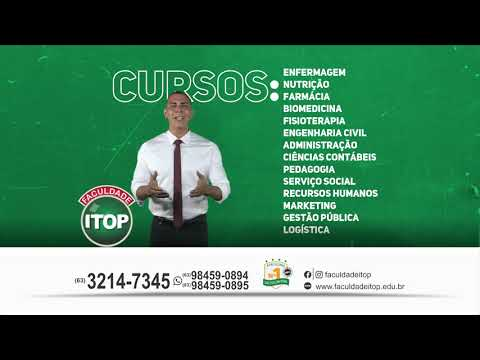 Vem para o ITOP - Vestibular  2021/01