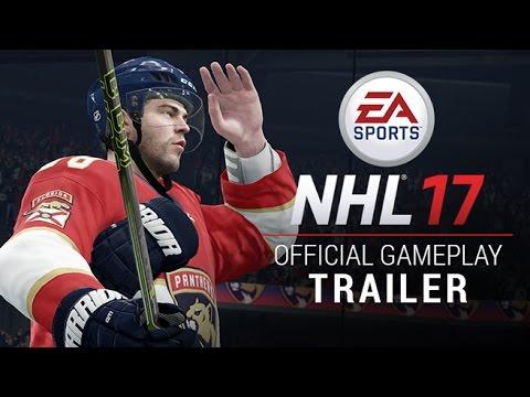 VIDEO: Hokej nikdy nebyl takový krásný. Trailer na hru NHL 17 vás okouzlí!