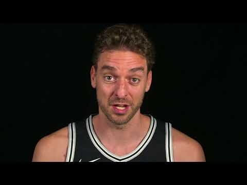 PAU GASOL ON OUT OF BOUNDS