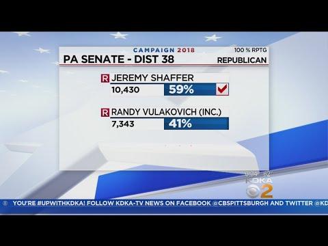 Jon Delano's Analysis Of Pennsylvania Primary Election Results