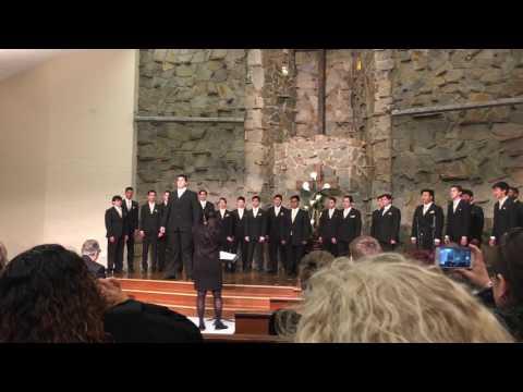 Great Day - Bishop Amat Men's choir