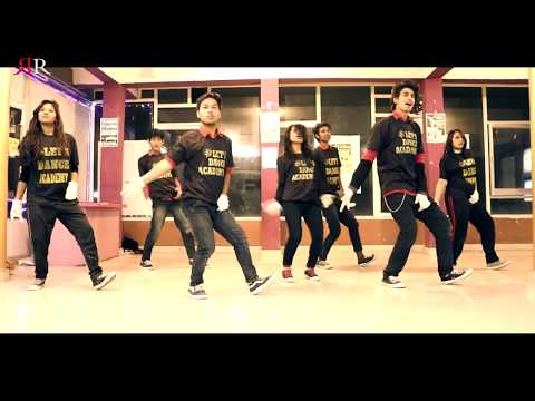 Best Independence Day Dance Choreography 15 August Jai Ho -  Let's Dance Academy -  Ashish Bhatia
