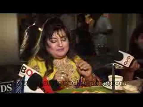 Tanisha Singh and Dolly Bindra At 40th South Indian Food Festival
