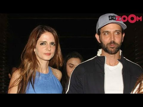 Video Hrithik Roshan SPOTTED With Ex-Wife Sussanne Khan & Kids | Bollywood News download in MP3, 3GP, MP4, WEBM, AVI, FLV January 2017