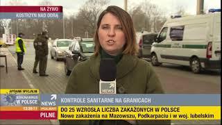 Polska jest gotowa na koronawirusa, sami zobaczcie…