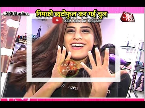Beauty Secrets REVEALED Of Nimki Mukhiya!