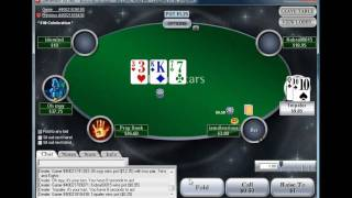 Online Poker Strategy (1 Of 4)  .10 Cash Game 6 Max. Part 1