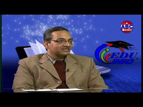 (EDU 360 with Dubinanda Dhakal, Department head, Department of Linguistic, T.U - Duration: 20 minutes.)