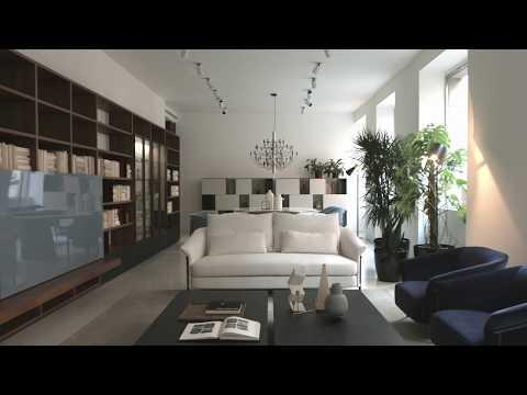 Porro - Porro - photo tour through the installations at FuoriSalone and Salone 2019