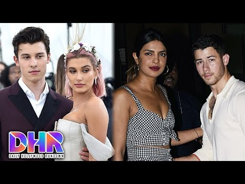 Hailey Baldwin SHADES Shawn Mendes - Nick Jonas & Priyanka Chopra GETTING MARRIED?! (DHR)