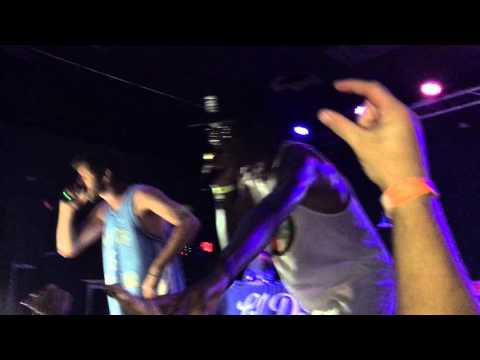 White Crime LIVE - Lil Dicky Mesa, AZ 10-11-15