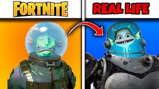 Top 10 More Fortnite Characters in Real Life (Fortnite Skins in Real Life)