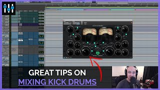 Download Lagu Tips for Adding Punch, Managing Low End in Kick Drums & More Mp3