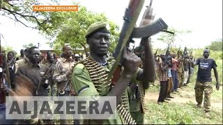 More than 100000 people have been displaced from the usually calm county of Kajo Keji in South Sudan. The area is now militarised and split between ...